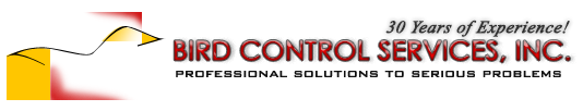 Bird Control Services Logo