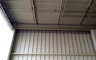 Warehouse Wall & Ceiling