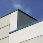 Bird Spikes On Building